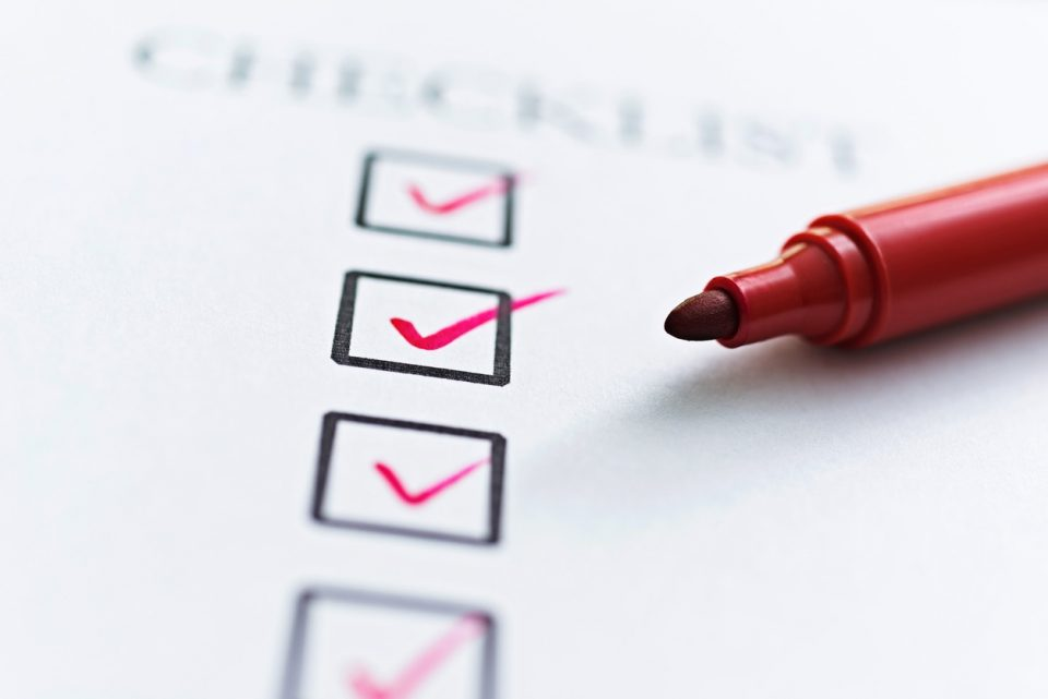 Checklist-with-checkboxes