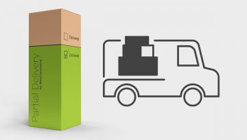 Partial Delivery for WooCommerce